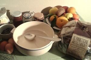 Natale in cucina con Cortilia: Panettone Farcito