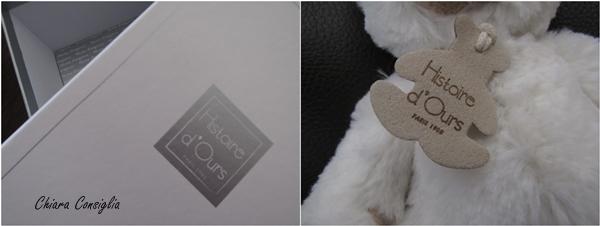 scatola e orsetto