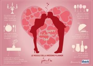 I consigli di Cristina Di Giovanna per la tavola di San Valentino