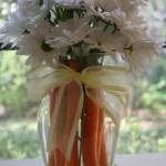 carote nel vaso
