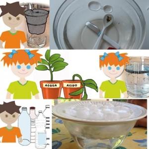 collage giornata dell'acqua