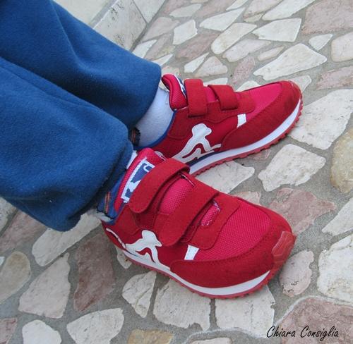 Particolare scarpe