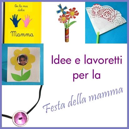 collage festa della mamma