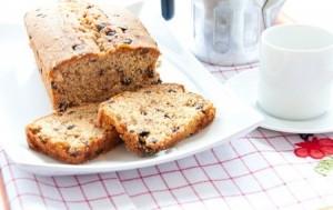 La ricetta per la merenda: Plumcake stracciatella