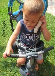 smartrike telefono
