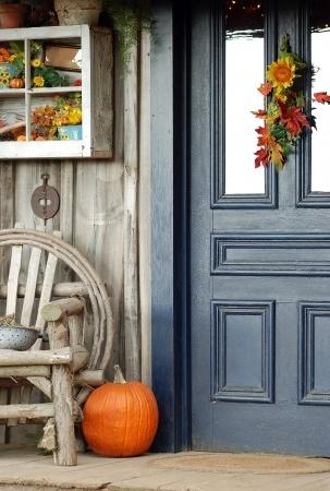 casa autunno