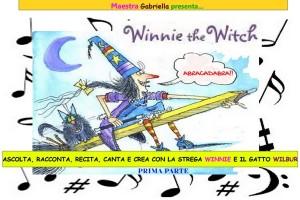 Percorso didattico: Winnie the witch