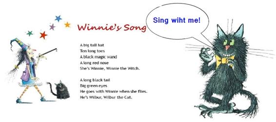 winnie song