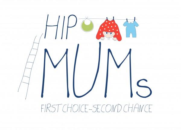 HipMums logo ufficiale