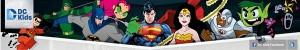 L'appuntamento con tutti i supereroi è su DC Kids