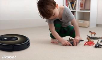 Roomba 980 : pulisce lui per me!