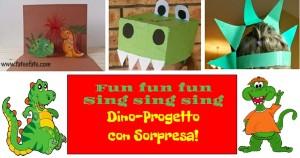 Alla scoperta dei dinosauri #maestragabriella