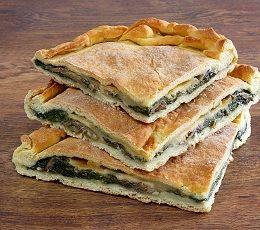 Pizza farcita #dalmondoglutenfree
