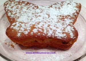 Torta morbida con crema alla gianduia #Bimby