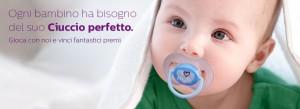 """Concorso """"Il Ciuccio Perfetto"""": scopri come partecipare"""