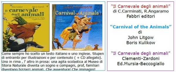 carnevale degli animali