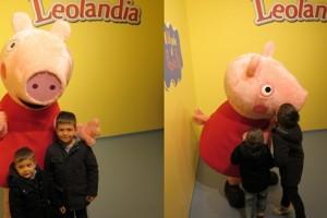 La nostra giornata nel Mondo di Peppa Pig a Leolandia
