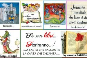 Giornata mondiale del libro: attività per bambini