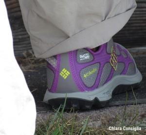 dietro scarpa