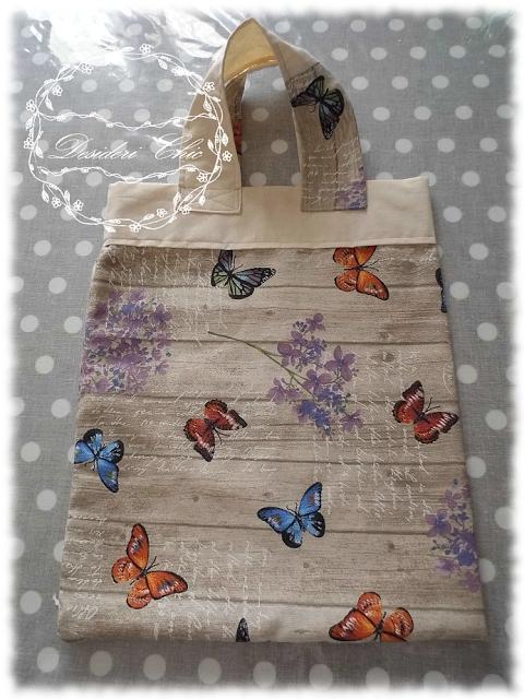 Molto Come realizzare una borsa di stoffa: tutorial AJ65
