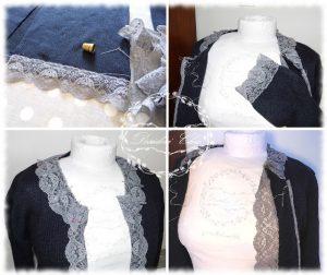 Come trasformare un maglione: tutorial