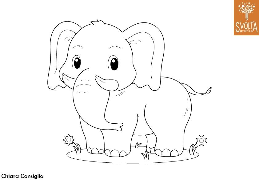 Disegni da colorare gli animali della savana - Animali immagini da colorare pagine da colorare ...