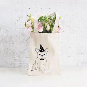 borse in stoffa per fiori