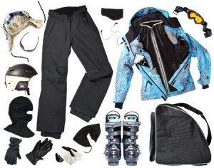 Come preparare il guardaroba per lo sci