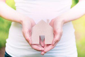 Come avere una casa sicura per me e per i miei figli