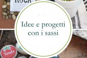 Idee e progetti con i sassi