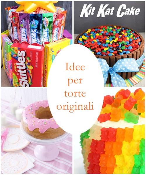 Estremamente Idee per torte di compleanno per bambini JL58