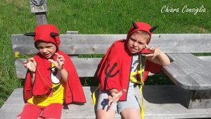 Vacanza a Terento con i bambini: il sasso delle streghe