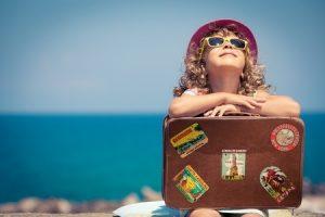 5 consigli per organizzare un viaggio con i bimbi