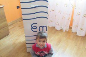 Emma Materasso: il materasso perfetto per i miei bambini