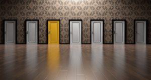 Arredare con le porte: soluzioni in linea con lo stile della casa