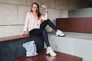 Come indossare un capo d'abbigliamento particolare: i leggings