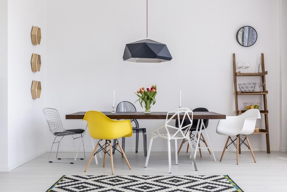 Rinnovare il look della casa con le sedie di design