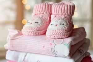 Il corredo per il bebè: comodità e praticità