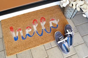 Come personalizzare il tappeto