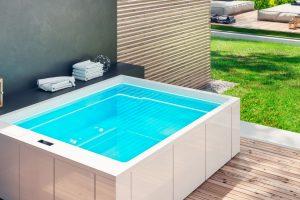 Perché scegliere una mini piscina con idromassaggio