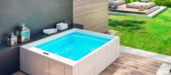 Perch scegliere una mini piscina con idromassaggio - Piscina da esterno prezzi ...