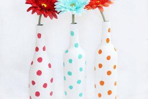 Come trasformare una bottiglia in un vaso