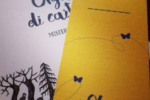 """Olga  di carta: """"Misteriosa"""""""