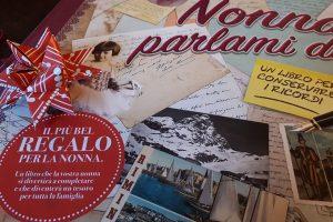 Nonna parlami di te: il libro che dà importanza ai ricordi