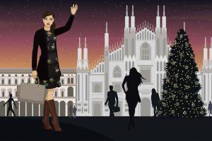 Alla ricerca dell'outfit perfetto per Capodanno