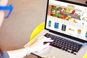 Cicalia: la spesa on line che arriva direttamente a casa