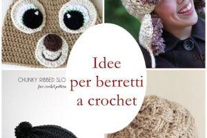 Come realizzare berretti invernali a crochet