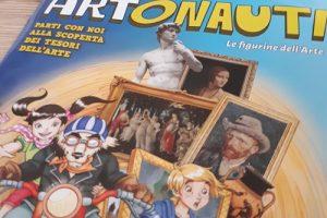 Artonauti: il primo album dedicato ai capolavori della storia dell'arte