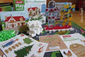 Play Montessori: i nuovi giochi educativi Quercetti