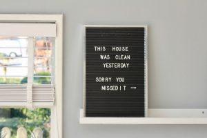 I migliori trucchi per pulire casa da cima a fondo